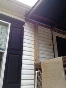 porch roof support